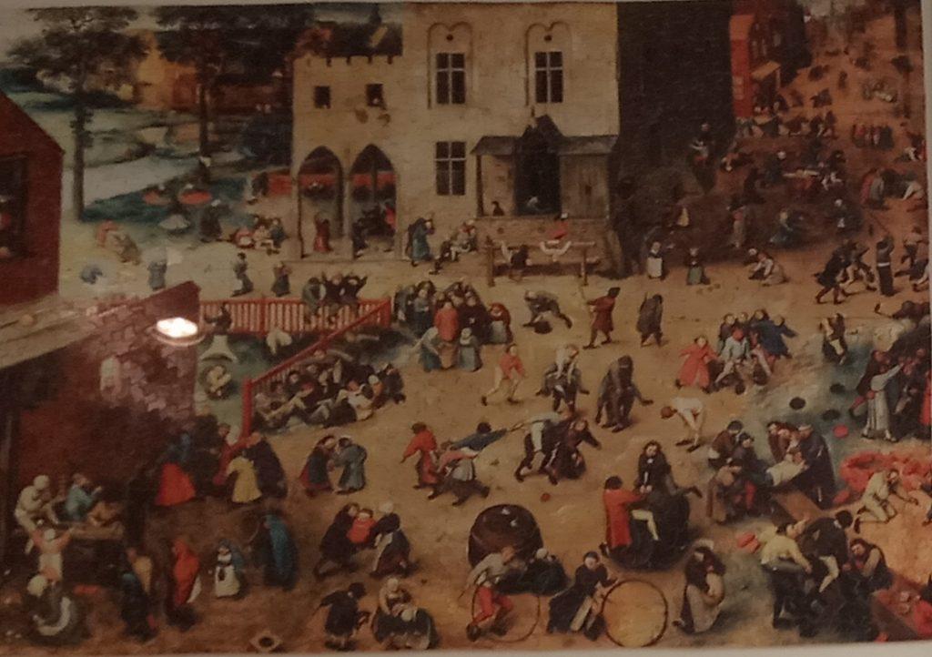 Les jeux de Bruegel