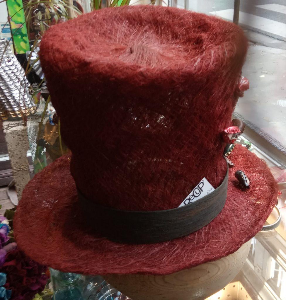 Un chapeau haut de forme !
