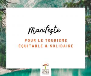 Manifeste pour le tourisme équitable et solidaire