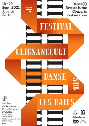 Clignancourt danse sur les rails 18-19/09/2021