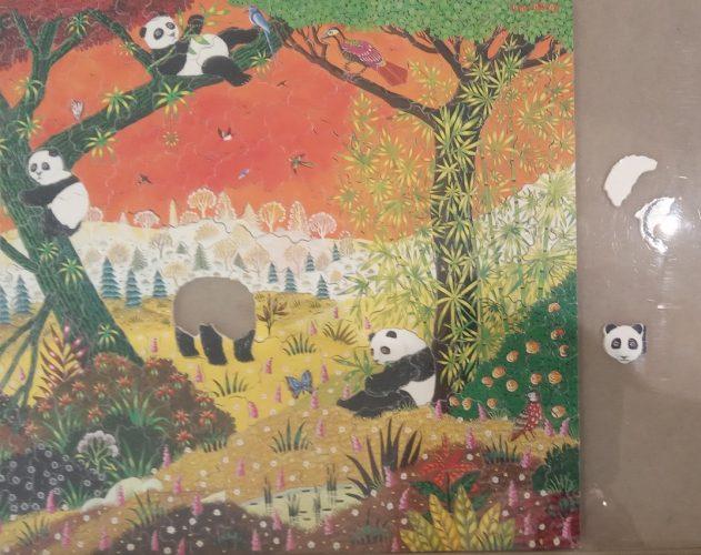 Les Pandas : Saurez-vous finir le puzzle ?